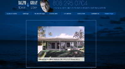 Ralph Grey Hawaii Realtor