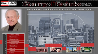 Garry Parkes Winnipeg Realtor